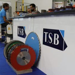 stand TSB outillage foire marmomac