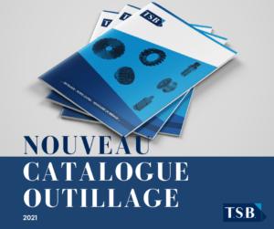 annonce catalogue outillage pierre TSB